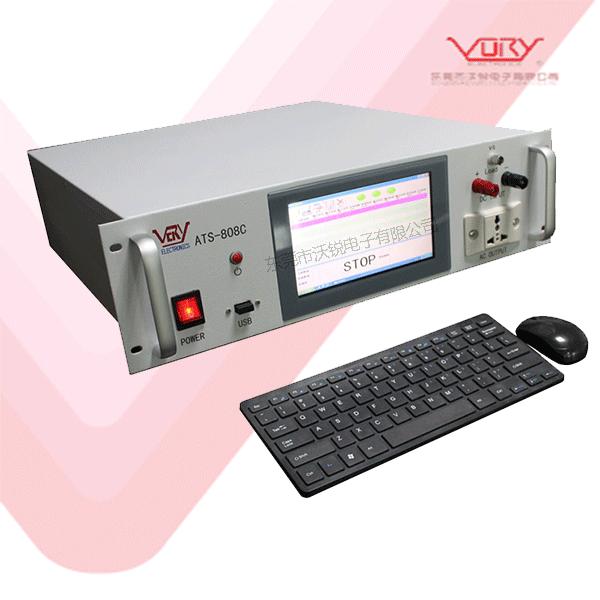 VR-905C工频变压器综合测试仪器 VR-905C+测试转换治具