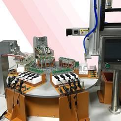 带DC线输出充电器自动测试系统400